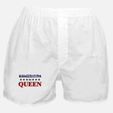 ESMERALDA for queen Boxer Shorts
