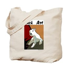 Jack Art Tote Bag