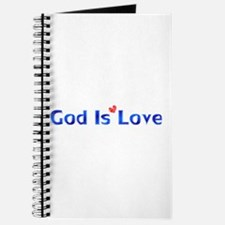 God Is Love Journal