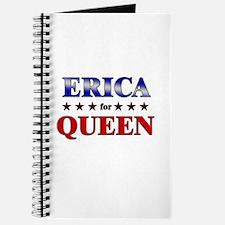 ERICA for queen Journal