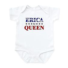ERICA for queen Infant Bodysuit