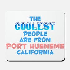 Coolest: Port Hueneme, CA Mousepad