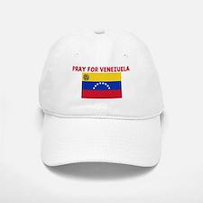 PRAY FOR VENEZUELA Baseball Baseball Cap