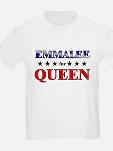 EMMALEE for queen T-Shirt