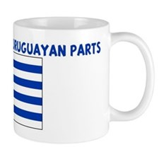 MADE IN US WITH URUGUAYAN PAR Mug