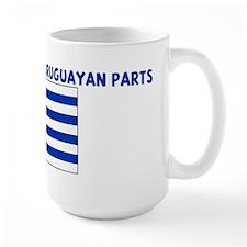 MADE IN US WITH URUGUAYAN PAR Mug