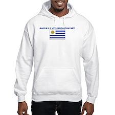 MADE IN US WITH URUGUAYAN PAR Hoodie