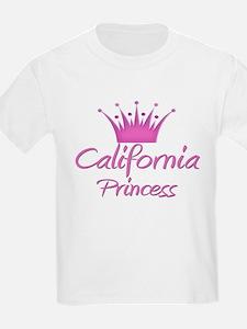 California Princess T-Shirt