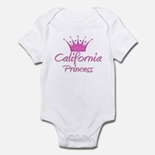 California Princess Infant Bodysuit