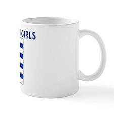 I LOVE URUGUAYAN GIRLS Mug