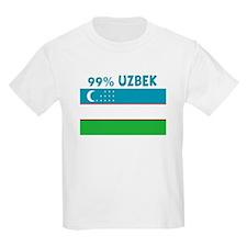 99 PERCENT UZBEK T-Shirt