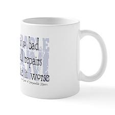 Irreparable Harm Mug