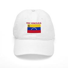 FREE VENEZUELA Baseball Cap