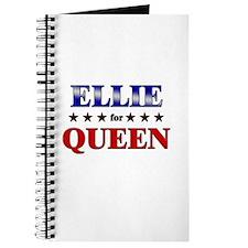 ELLIE for queen Journal