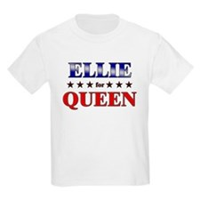 ELLIE for queen T-Shirt