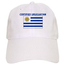 CERTIFIED URUGUAYAN Baseball Cap
