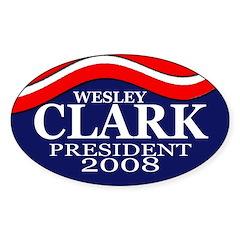 Wesley Clark 2008 (bumper sticker)