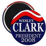 Wesley Clark 2008 (100 magnets)