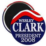 Wesley Clark in 2008 (10 magnets)