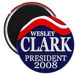 Wesley Clark President 2008 Magnet