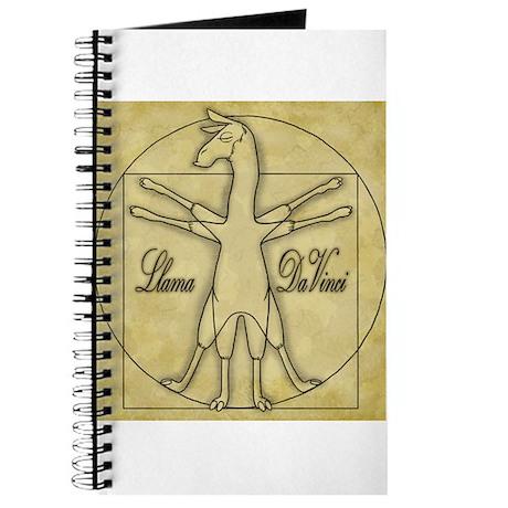 LLama Da Vinci Journal