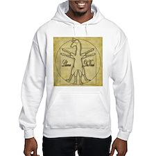 LLama Da Vinci Hoodie