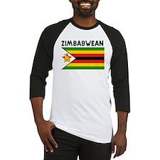 ZIMBABWEAN Baseball Jersey