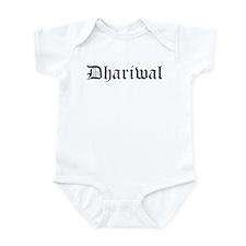 Dhaliwal Infant Bodysuit