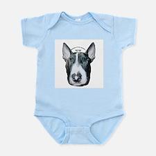 Miniature Bull Terrier Infant Creeper