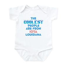 Coolest: Iota, LA Infant Bodysuit