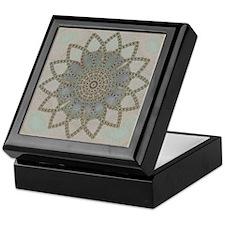 Flower Keepsake Box