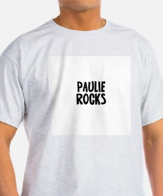 Paulie Rocks T-Shirt