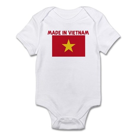 MADE IN VIETNAM Infant Bodysuit
