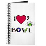 LOVE 2 BOWL Journal