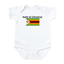 MADE IN ZIMBABWE Onesie
