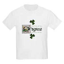 OByrne Celtic Dragon Kids T-Shirt