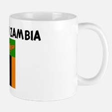 ID RATHER BE IN ZAMBIA Mug