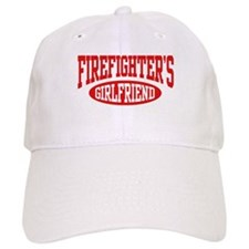 Firefighter's Girlfriend Baseball Cap