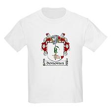 Donovan Coat of Arms Kids T-Shirt