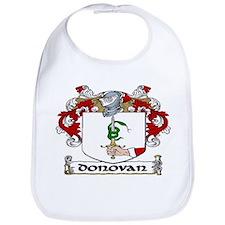 Donovan Coat of Arms Bib