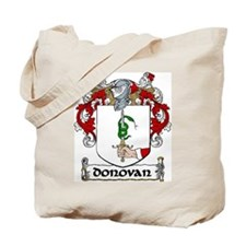 Donovan Coat of Arms Tote Bag