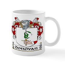Donovan Coat of Arms Mug