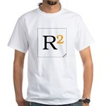 White RoadRunner T-Shirt