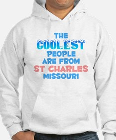 Coolest: St Charles, MO Hoodie
