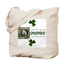 Donovan Celtic Dragon Tote Bag