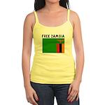 FREE ZAMBIA Jr. Spaghetti Tank