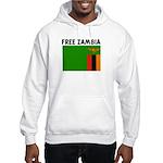 FREE ZAMBIA Hooded Sweatshirt