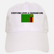 EVERYONE LOVES A ZAMBIAN GIRL Cap
