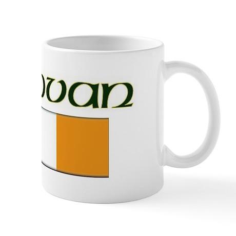 Donovan (Tricolor) Mug