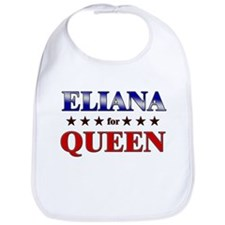 ELIANA for queen Bib